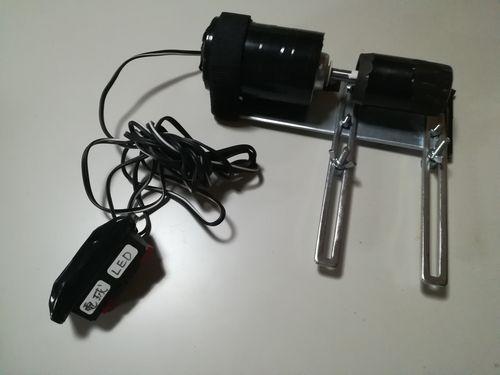 ミニ自転車発電装置