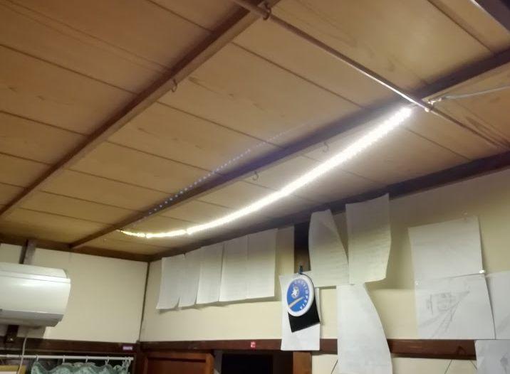 LEDテープ照明